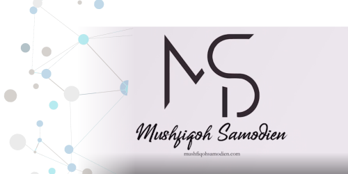 A Day in the Life of Mushfiqoh Samodien